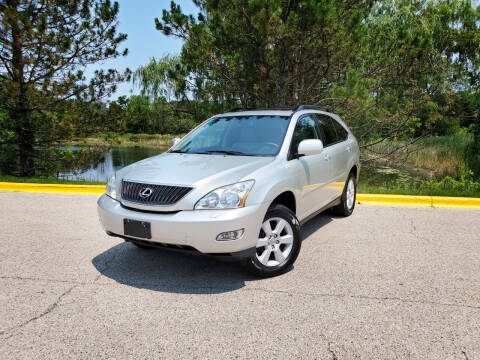 2005 Lexus RX 330 for sale at Excalibur Auto Sales in Palatine IL