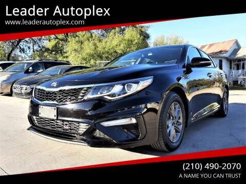 2019 Kia Optima for sale at Leader Autoplex in San Antonio TX