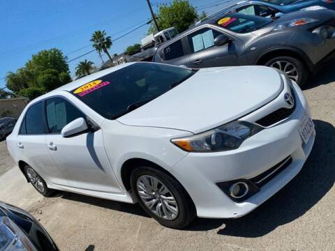 2014 Toyota Camry for sale at New Start Motors in Bakersfield CA