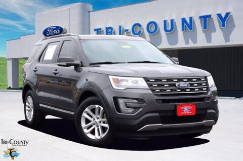 2017 Ford Explorer for sale at TRI-COUNTY FORD in Mabank TX
