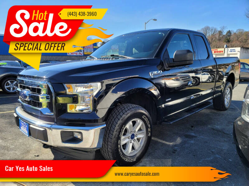 2017 Ford F-150 for sale at Car Yes Auto Sales in Baltimore MD