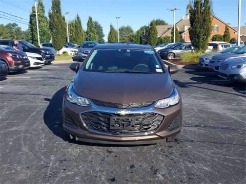 2019 Chevrolet Cruze for sale at Southern Auto Solutions - Georgia Car Finder - Southern Auto Solutions - Lou Sobh Honda in Marietta GA