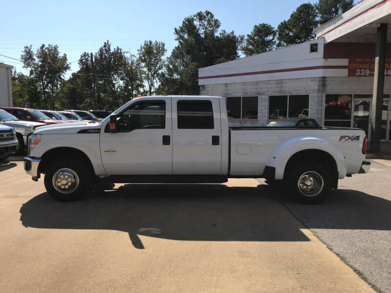 2015 Ford F-350 Super Duty for sale at Northwood Auto Sales in Northport AL