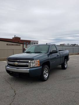 2008 Chevrolet Silverado 1500 for sale at iDrive in New Bedford MA