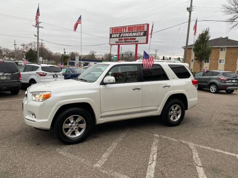 2010 Toyota 4Runner for sale at Christy Motors in Crystal MN