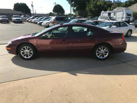 1999 Chrysler 300M for sale at Mike's Auto Sales of Charlotte in Charlotte NC