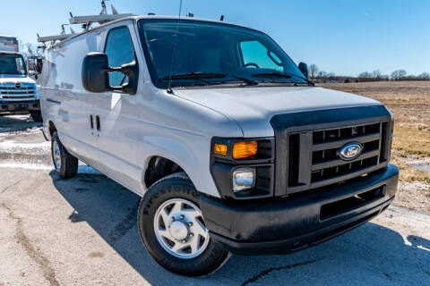 2010 Ford E-Series Cargo for sale at Fruendly Auto Source in Moscow Mills MO