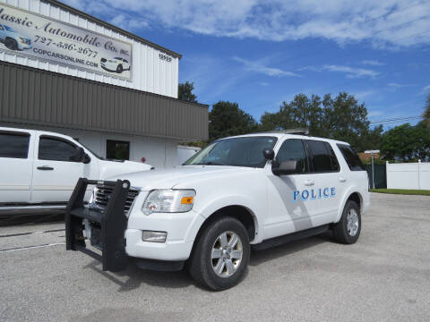 2010 Ford Explorer for sale at Copcarsonline in Largo FL