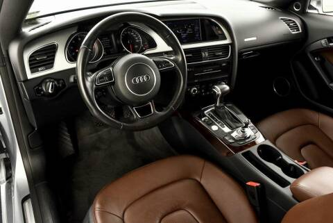 2015 Audi A5 for sale at CU Carfinders in Norcross GA