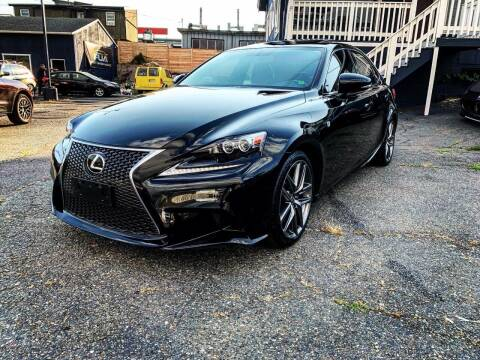 2015 Lexus IS 250 for sale at First Union Auto in Seattle WA