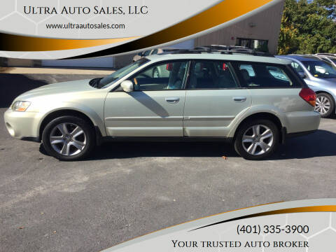 2005 Subaru Outback for sale at Ultra Auto Sales, LLC in Cumberland RI
