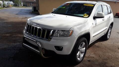 2011 Jeep Grand Cherokee for sale at AUTO IMAGE PLUS in Tampa FL