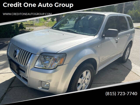 2008 Mercury Mariner for sale at Credit One Auto Group in Joliet IL