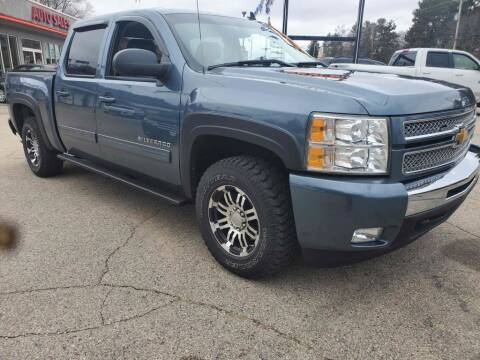 2013 Chevrolet Silverado 1500 for sale at Extreme Auto Sales LLC. in Wautoma WI
