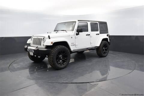 2018 Jeep Wrangler JK Unlimited for sale at BOB HART CHEVROLET in Vinita OK