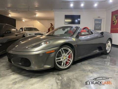 2008 Ferrari F430 Spider for sale at BLACK LABEL AUTO FIRM in Riverside CA