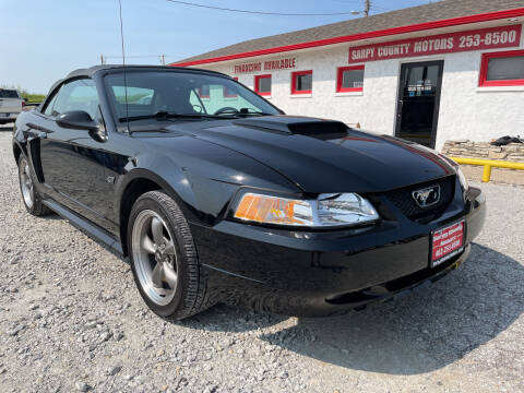 2003 Ford Mustang for sale at Sarpy County Motors in Springfield NE