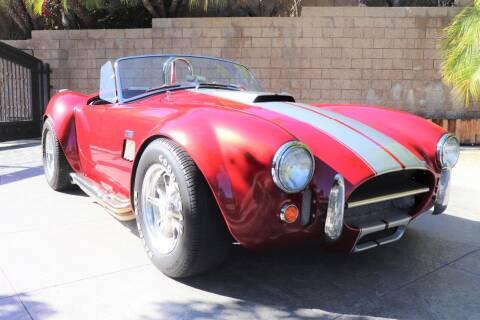 2008 Shelby Cobra for sale at Newport Motor Cars llc in Costa Mesa CA