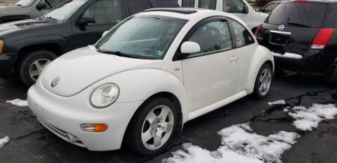 2000 Volkswagen New Beetle for sale at Country Auto Sales in Boardman OH