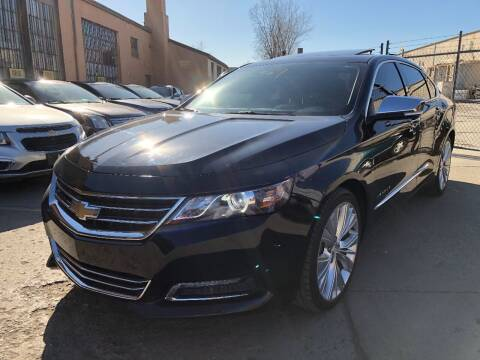 2014 Chevrolet Impala for sale at Dymix Used Autos & Luxury Cars Inc in Detroit MI