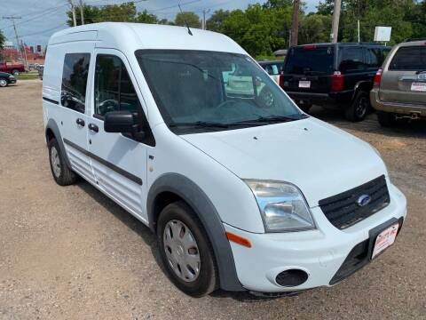 2012 Ford Transit Connect for sale at Truck City Inc in Des Moines IA