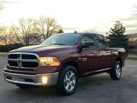 2017 RAM Ram Pickup 1500 for sale at North Imports LLC in Burnsville MN