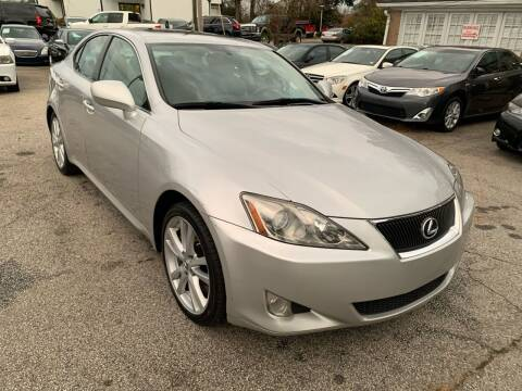 2006 Lexus IS 350 for sale at Philip Motors Inc in Snellville GA