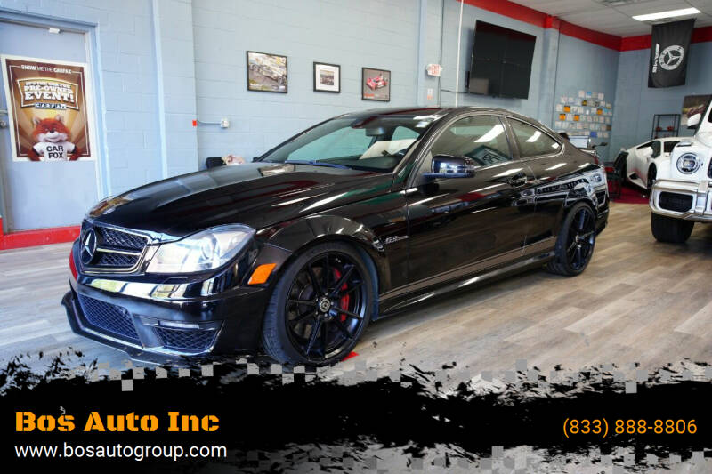 2015 Mercedes-Benz C-Class for sale at Bos Auto Inc in Quincy MA