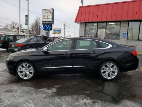 2014 Chevrolet Impala for sale at Select Auto Group in Wyoming MI