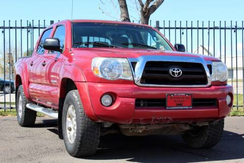 2007 Toyota Tacoma for sale at Avanesyan Motors in Orem UT