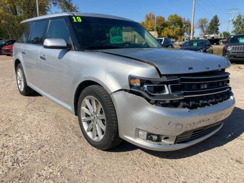 2019 Ford Flex for sale at SUNSET CURVE AUTO PARTS INC in Weyauwega WI