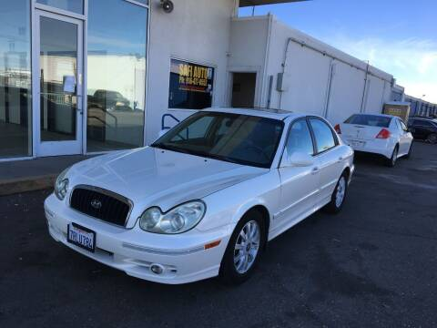 2003 Hyundai Sonata for sale at Safi Auto in Sacramento CA