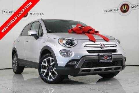2017 FIAT 500X for sale at INDY'S UNLIMITED MOTORS - UNLIMITED MOTORS in Westfield IN