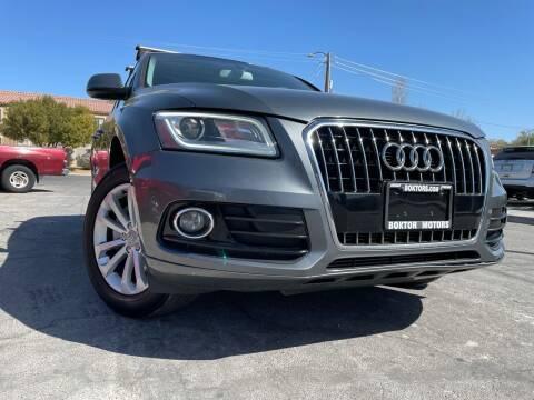 2015 Audi Q5 for sale at Boktor Motors in Las Vegas NV