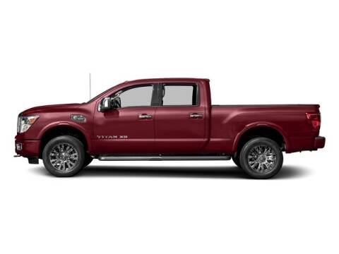 2016 Nissan Titan XD for sale at FAFAMA AUTO SALES Inc in Milford MA