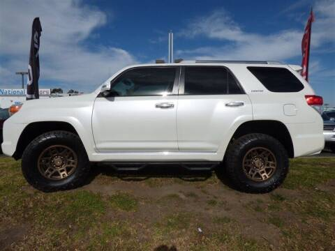 2012 Toyota 4Runner for sale at National Motors in San Diego CA