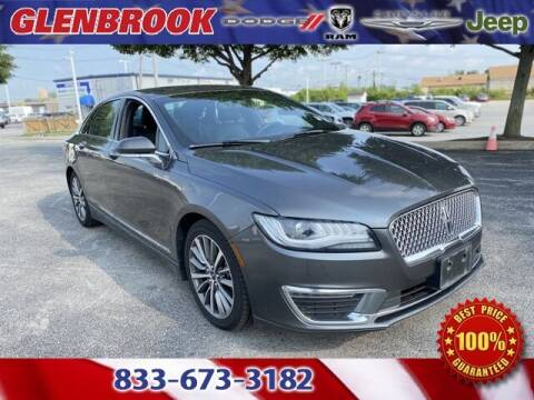 2018 Lincoln MKZ for sale at Glenbrook Dodge Chrysler Jeep Ram and Fiat in Fort Wayne IN