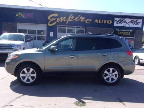 2008 Hyundai Santa Fe for sale at Empire Auto Sales in Sioux Falls SD