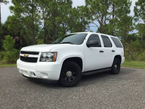 2012 Chevrolet Tahoe for sale at VICTORY LANE AUTO SALES in Port Richey FL