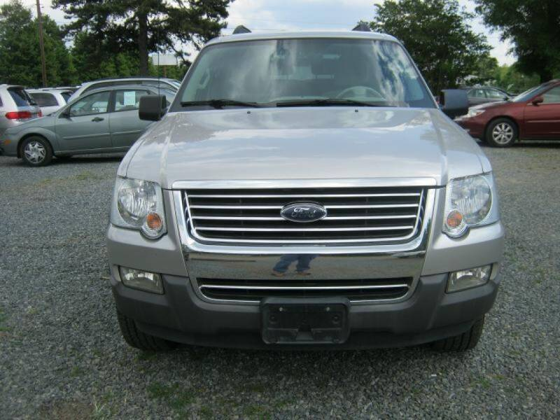 2006 Ford Explorer for sale at Speed Auto Inc in Charlotte NC