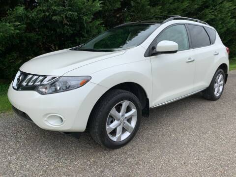 2010 Nissan Murano for sale at 268 Auto Sales in Dobson NC