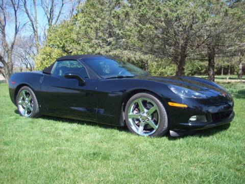 2007 Chevrolet Corvette for sale at S & S CLASSIC MOTORSPORTS INC in Ellendale MN