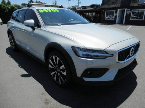 2020 Volvo V60 Cross Country for sale at Tonys Toys and Trucks in Santa Rosa CA