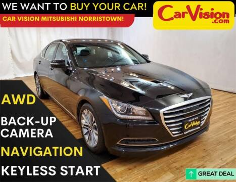 2017 Genesis G80 for sale at Car Vision Mitsubishi Norristown in Norristown PA