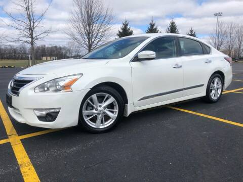 2015 Nissan Altima for sale at Car Stars in Elmhurst IL