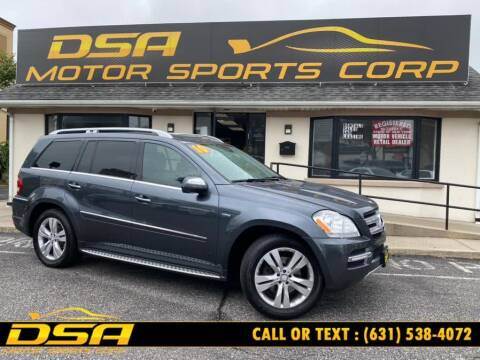 2010 Mercedes-Benz GL-Class for sale at DSA Motor Sports Corp in Commack NY
