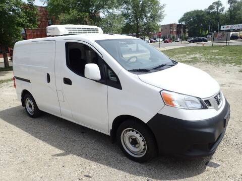 2016 Nissan NV200 for sale at OUTBACK AUTO SALES INC in Chicago IL