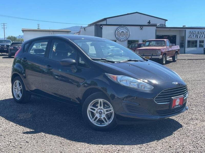 2018 Ford Fiesta for sale at The Other Guys Auto Sales in Island City OR
