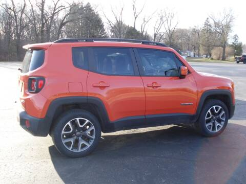 2017 Jeep Renegade for sale at Fox River Auto Sales in Princeton WI