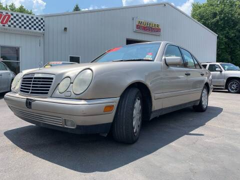 1999 Mercedes-Benz E-Class for sale at PUTNAM AUTO SALES INC in Marietta OH